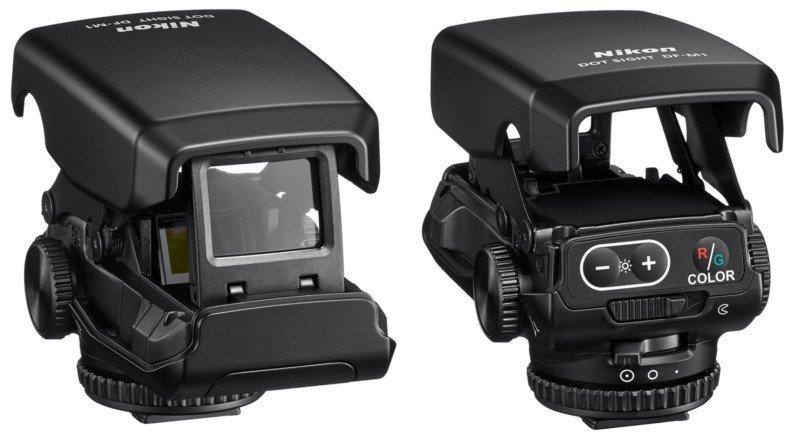 มาเป็นชุด Nikon เอาใจสายเล็ง ปล่อย DF-M1 อุปกรณ์ Dot Sight สำหรับใช้